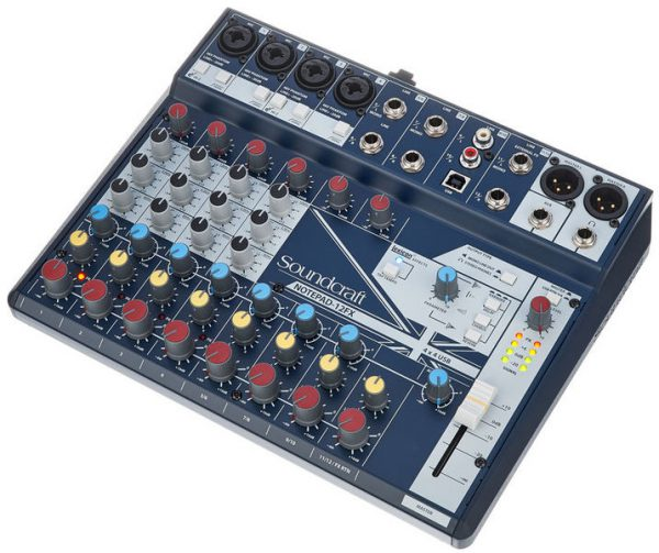 Soundcraft Notepad-12FX